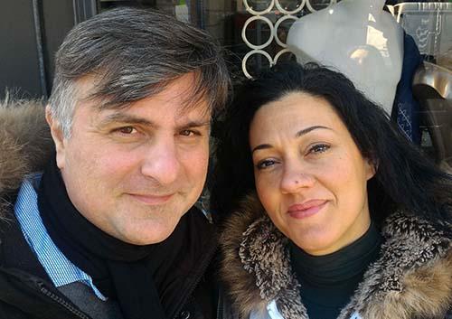 ELENA VALENTE & DAVIDE VERDECANNA
