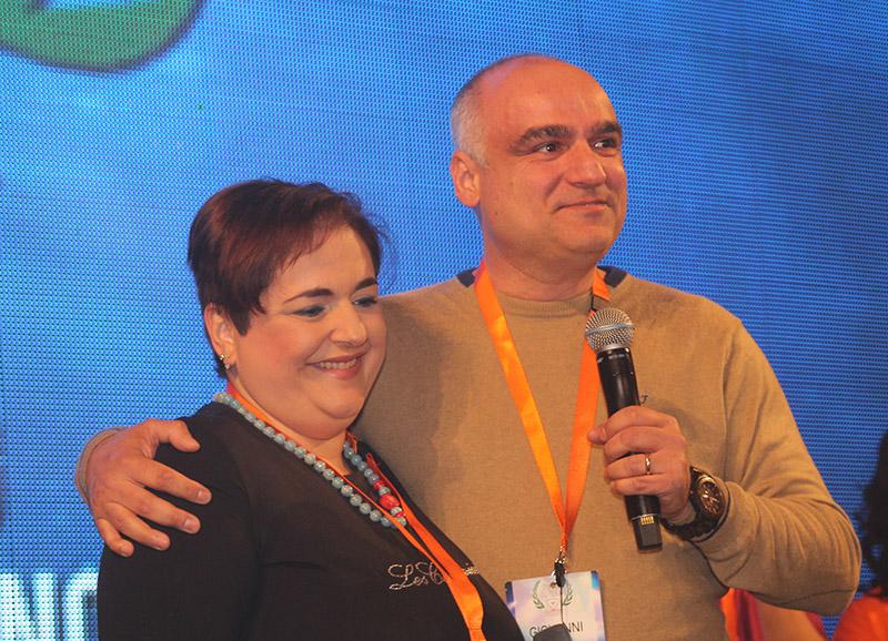 CATERINA LOMIA & GIOVANNI ABBACE